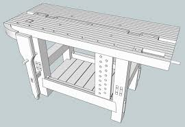 split top roubo workbench pdf download pergola plans with hammock