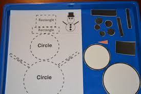 8 best images of printable circles for snowman circle template