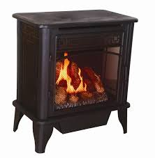 the lancaster dual fuel vent free stove with built in ods system