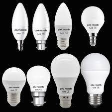 Led Candle Light Bulbs by 3w 5w 7w 12w Led Candle Bulbs Bc Ses Es Sbc Gls Candle Light Globe