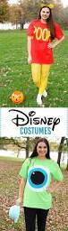 sulley halloween costume diy monsters inc costumes homecoming prom pinterest