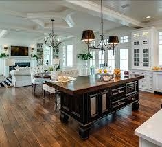 open kitchen floor plans with island u2013 iner co