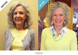 before and after hairstyles for women over 50 beautiful styles for women over 50 fashion tips for women over
