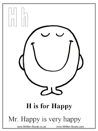 Happy Face Coloring Page Many Interesting Cliparts Happy Coloring Pages