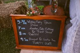 country wedding programs country australian wedding venue near sydney chapman valley