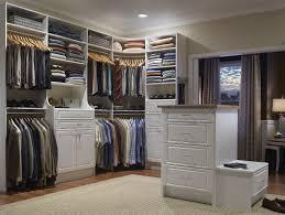 corner closet system
