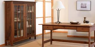 Cherry Wood Bookcase With Doors Real Solid Wood Bookcases Quality Cherry Walnut Maple Oak Doors