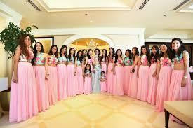 bridesmaids invitations that posh wedding roshini raj ritz carlton abu dhabi that