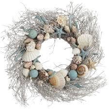 coastal shells 20 wreath pier 1 imports