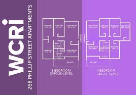 preschool layout floor plan wcri student housing