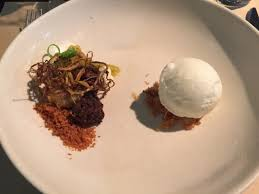 la cuisine du web khao chae in a modern interpretation ร ปภาพร าน le du เลอ ด ใน