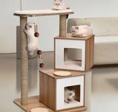 modern cat tree ikea super stylish cat houses furniture home essentials for the