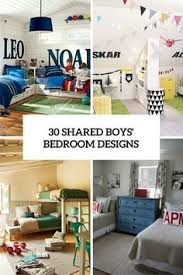 Brilliant Ideas For Boy  Girl Shared Bedroom Shared - Boy girl shared bedroom ideas