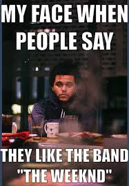 The Weeknd Memes - the weeknd memes 28 images 297 funny the weeknd memes of 2016 on