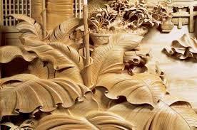 modern wood carving dongyang wood carving makes its cctv news cntv