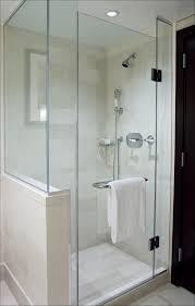 door shower u0026 semi frameless sliding tub door in nickel