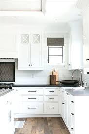 Kitchen Knob Ideas White Cabinet Knob White Shaker Kitchen Cabinets Hardware