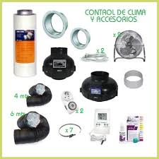 kit chambre de culture cannabis vente kit chambre de culture 240 x 240 2x600 w adjust a wings