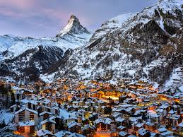 winklematten is a swiss beverly hills tucked inside of zermatt