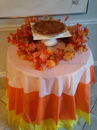 thanksgiving table cover diy no sew fall table cover plus 3 ways to use it the