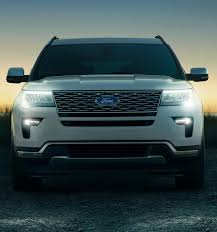 cars ford explorer 2018 ford explorer suv features ford com