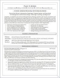 Vmware Resume Examples Vmware Resume Template