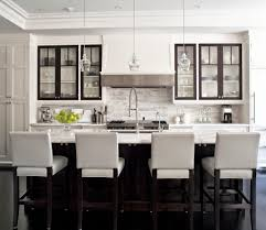 white kitchen backsplash ideas antique wrought iron bar stools