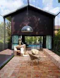 oxlade drive house james russell architect archdaily
