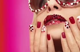 best acrylic nail salon near me 42 cute halloween nail art ideas