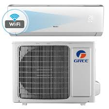 haier wall mounted air conditioner haier 12 000 btu 450 sq ft cool only portable air conditioner