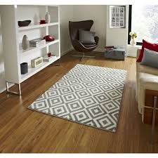 Modern Rugs Uk Modern Rugs Think Rugs Matrix Mt89 Grey White Modern Rug 120 X 170