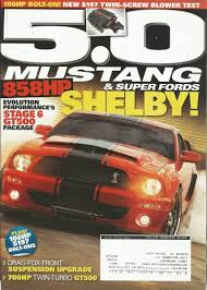 5 0 mustang magazine 5 0 mustang 2009 july fox suspension s197 tst stage 6
