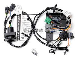 2010 2011 range rover sport tow hitch trailer wiring harness