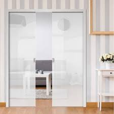 white glass interior doors eclisse glass doors gallery glass door interior doors u0026 patio doors