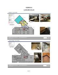 form 8 k j g wentworth co for may 19 exhibit b 2 landlord s plans b 2 1
