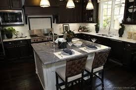 espresso kitchen island traditional wood black espresso kitchen cabinets tt35