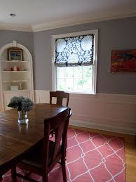 Colors For A Dining Room Cheerful Gray Dining Room Benjamin Moore U0027s Ac 28 Smoke Embers