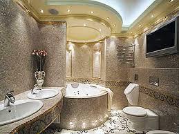 Designer Bathroom Modern Luxury Bathroom Stock Photo Image Apinfectologia