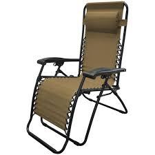 Lounge Chair Patio Caravan Sports Infinity Zero Gravity Reclining Lounge Chair