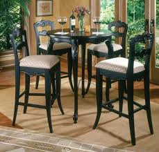 Bar Table And Stool Set Camden 42 Bar Height Table By American Drew Bar