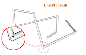 sketchup plugins turn lines into tubes cylinders cad and bim