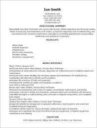 mechanic resume template mechanic resume template vasgroup co