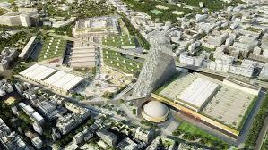 chambre des commerces versailles 500 millions pour moderniser le parc des expositions de la porte