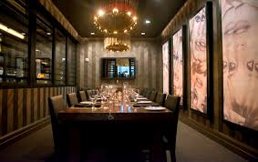 party time new private dining rooms around la zagat