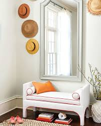 luxury laid back for summer 2017 how to decorate shop grands boulevards mirror cotier natural fiber rug jackson bench ballard designs and more