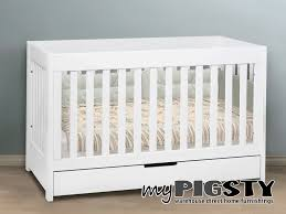 Mini Convertible Cribs by Convertible Crib With Storage White 11 Wonderful Baby Cribs With
