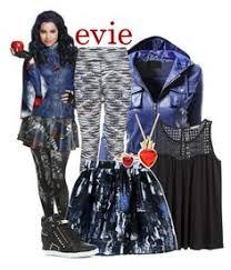 Robecca Steam Halloween Costume Evie Descendants Costume
