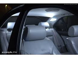 Interior Car Led Light Kits Bmw E39 Led Interior Kit For Bmw E39 97 03 3 Series By Helios