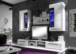 Schrankwand Wohnzimmer Modern Led Wohnwand Beste Bildideen Zu Hause Design