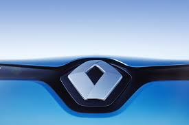 renault logo renault to show undisclosed electric car in geneva